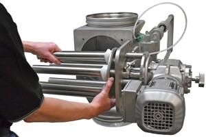 Magnetic Separator for Ferrous Material