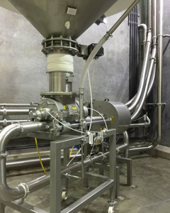 Pneumatic Conveying Dilute Phase Conveying