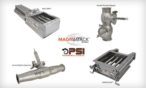 USDA Dairy Acceptance on MAGNATTACK™ Magnetic Separators