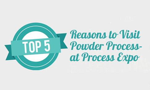 Top 5 Reasons to Visit PPS at Process Expo