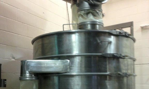 dairy powder processing