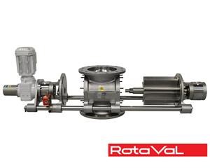 RotaVal rotary valve sm