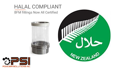 BFM fittings are Halal Certified
