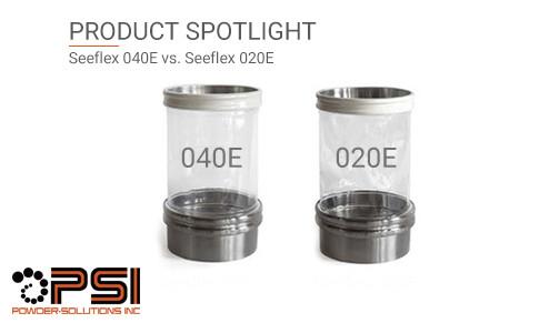 BFM配件Seeflex 040E与020e;有什么不同?