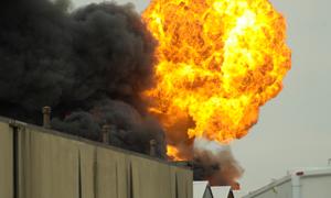 How Proper Dust Collection Minimizes Powder Processing Plant Explosion Hazards