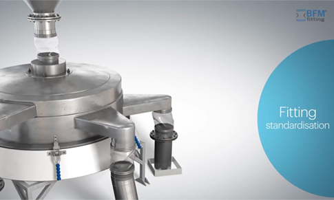 Benefits of Standardization with BFM® fitting