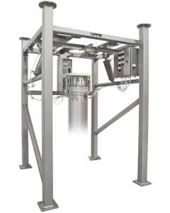 Bulk Bag Unloader equipment