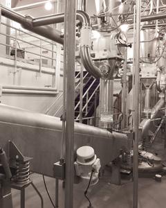 Mechanical Conveying Vibratory Tube Conveyor