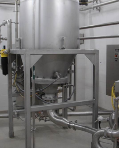 Pneumatic Conveying Dense Phase Conveying