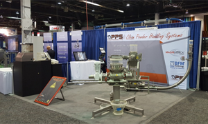 Powder Process Solutions' Booth at 2016 The Powder Show