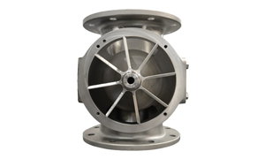 Rotary Valves for Sanitary Processing Systems