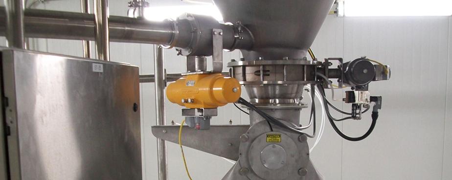 check valve header