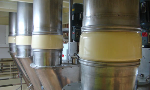 Food Powder Processing Safe from Cross-Contamination