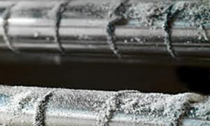 pole spacing magnetic separator
