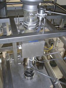 metal detector bfm fitting plastic rings