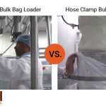 Bulk Bag Loader vs Hose Clamps
