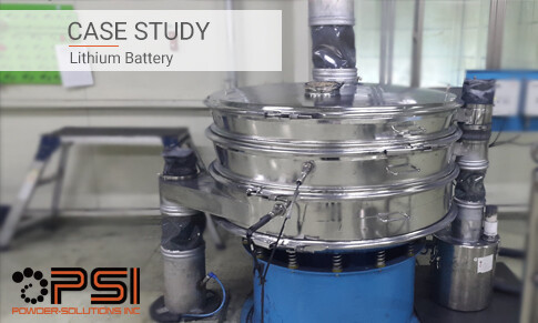 BFM fittings for the Battery Industry