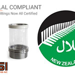 BFM fittings halal certified