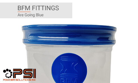 BFM fittings Are Going BLUE