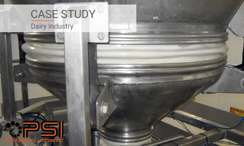 BFM fitting Case Study: Dairy Industry