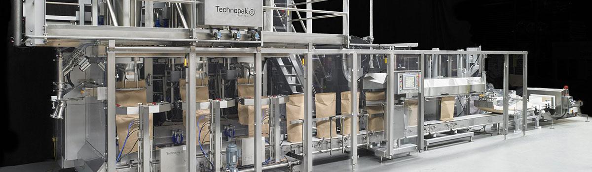 25kg bag system
